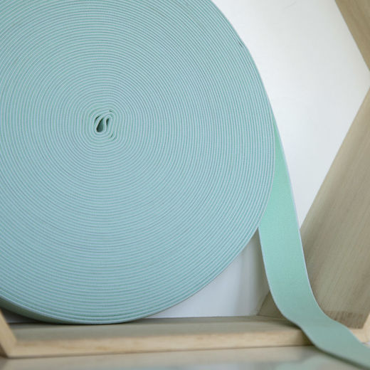 25mm elastic for boxers: mint