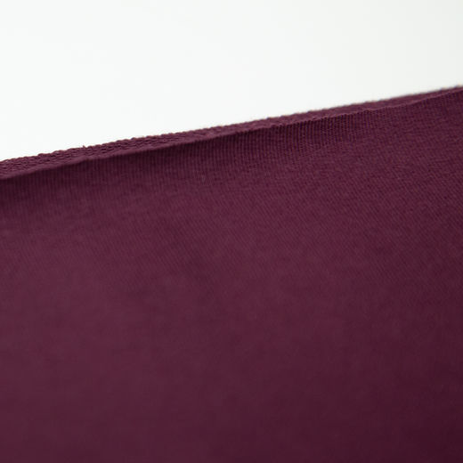 Organic stretch college: Plum