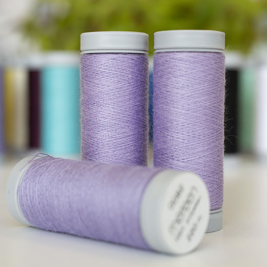 Lavender sewing thread