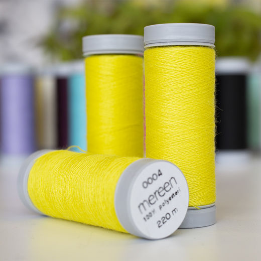 Dandelion sewing thread